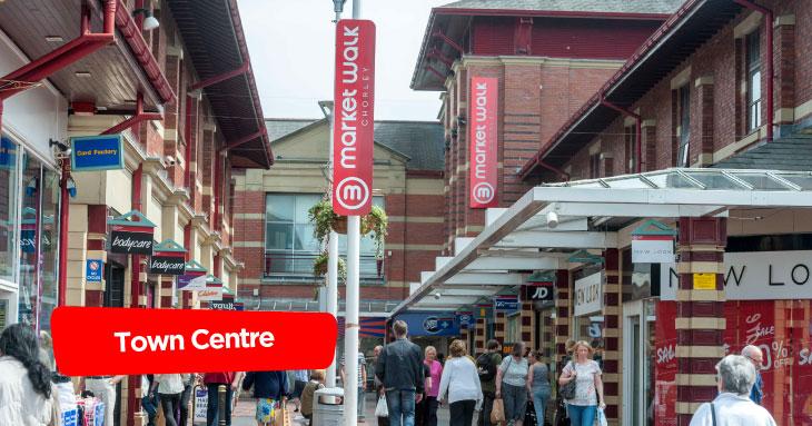 Town Centre Chorley